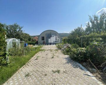 Pozemok s Halou - Nitra, Drážovce