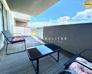 Rezervovaný Zelená stráň 2 izbový byt s terasou