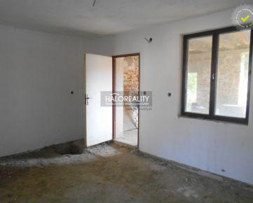 HALO REALITY - Predaj, rodinný dom Horná Krupá, pozemok 676 m2