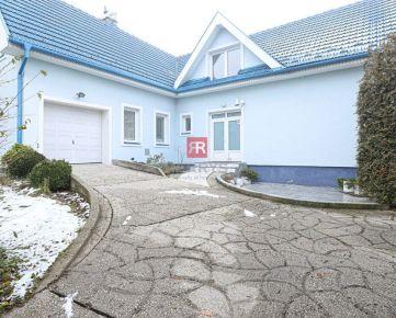 HERRYS - Na prenájom priestranný 5-izbový rodinný dom vo výbornej lokalite na Kramároch s garážou