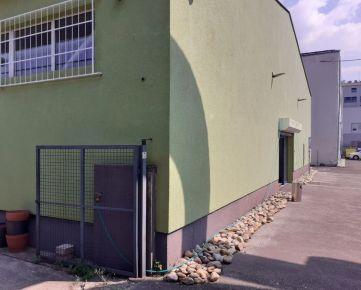 Predaj prevádzkového objektu 700 m2 pri Rožňavskej ul.