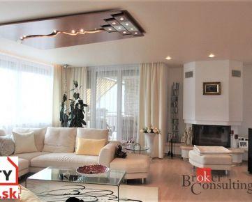 Luxusný veľkometrážný 5. izbový  byt