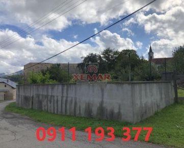 Na predaj stavebný pozemok vo Vígľ. Hute
