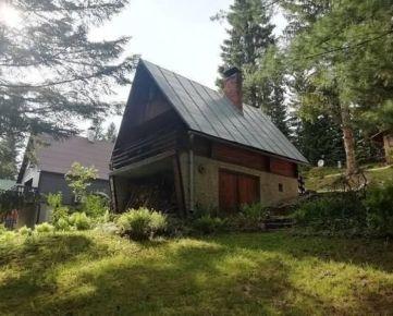 Predaj rekreačnej chaty Klokočov, okres Čadca