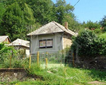 NOVÁ SKVELÁ CENA Dohodou Rodinný dom v malebnej dedinke Divín