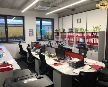TIMA Real - Administratívny priestor na prenájom 110m2, Modranka