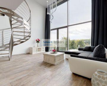 AGENT.SK | Nový 2-izbový byt s výhľadom na Dunaj v Eurovea | Video + 3D prehliadka