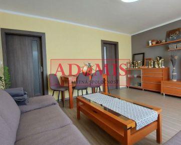 ADOMIS - 3-izbový byt + garáž, iba 9.min z Košic, Nižný Klátov