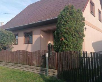 Predaj pekného rodinného domu v Jakubove