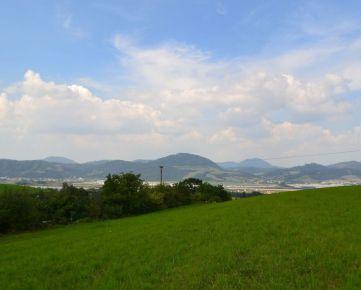 Predaj pozemku ( orná pôda ) 6975 m2 - Mojšova Lúčka