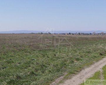 Dva 44 árové pozemky v katastri Reca , 3 km od Senca na predaj