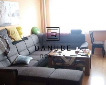 Predaj 3-izbový byt po kompletnej rekonštrukcii v Bratislave-Podunajských Biskupiciach, Ipeľská ulica.