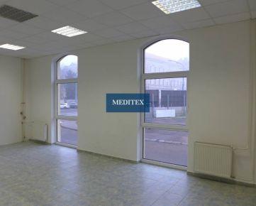 Obchodný priestor na prenájom o ploche 48 m2