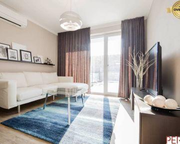 3-izbový byt s relaxačnou záhradou pri Slnečných jazerách v Senci