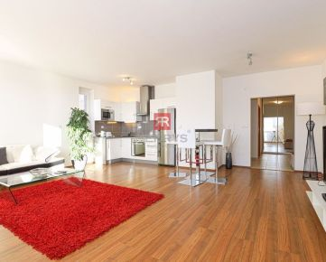 HERRYS, Na prenájom priestranný 2 izbový byt s garážovým státím na Kramároch, Klenová ulica