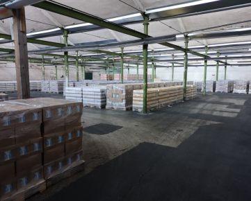 Prenájom veľkých skladovacích priestorov v Kežmarku