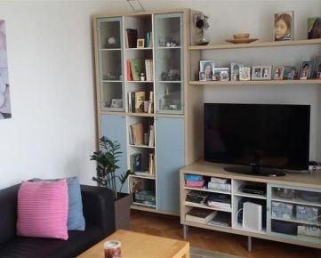 Prenájom 2 izbový byt s terasou, Plzenská ulica, Bratislava III. Nové Mesto