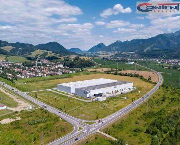 Prenájom skladových priestorov 5.200 m2, Žilina