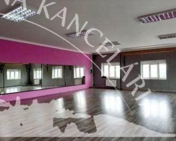PRENÁJOM - telocvičňa so zrkadlami 133 m2, Nitra, širšie centrum