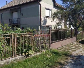 Na predaj rodinný dom v  obci Nová Bašta