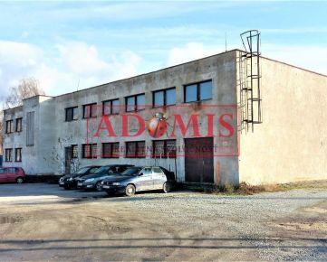 ADOMIS – Na predaj budova na Rampovej ulici, Košice