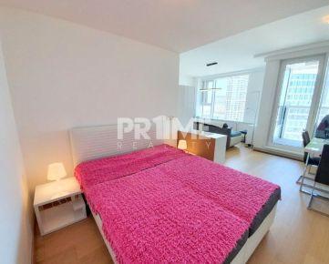 Pekný 1i byt, NOVOSTAVBA, LOGGIA, VÝHĽAD, Panorama City