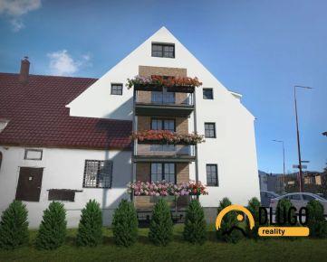 NA PREDAJ: 3-izbový mezonet s francúzskym balkónom, ulica Gorkého, Spišská Nová Ves