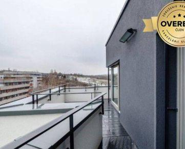 Predaj 2 izbový byt Bratislava - Karlova Ves, ulica Rudolfa Mocka