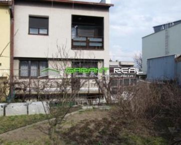 GARANT REAL - prenájom 2-podlažný rodinný dom nezariadený, Prešov, Rúrky