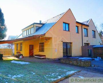 Investičná príležitosť! Dva domy upravené na byty...v centre mesta Tvrdošín