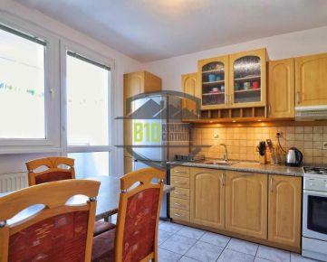Príjemný 3-i. byt  v Petržalke na skok od jazera Draždiak, 69 m2