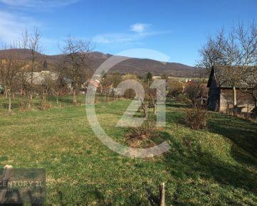 Na predaj stavebný pozemok 1268 m2, Vyšná Kamenica