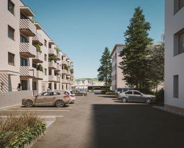 NOVOSTAVBA! Predaj 3i bytu s balkónom 63,55m2, Žilina