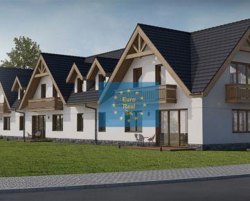 Predáme vo Vysokých Tatrách, Veľká Lomnica, golfový areál,  stav. pozemok o výmere 950 m2 , všetky IS, pekný výhľad na celé panoráma V. Tatier, platné stavebné povolenie na rodinný dom, tri bytové jednotky