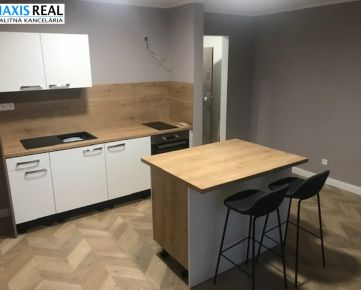 NA PRENÁJOM: Kompletne nový, zariadený 1 izbový byt v Špačinciach  na dlhodobý prenájom!