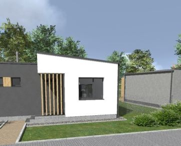 NEO - novostavba rodinného domu Spring 3/A1 v krásnej lokalite obce Cífer/Jarná