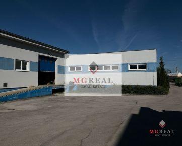 Na prenájom priemyselná budova 984 m2 v Partizánskom - Veľké Bielice