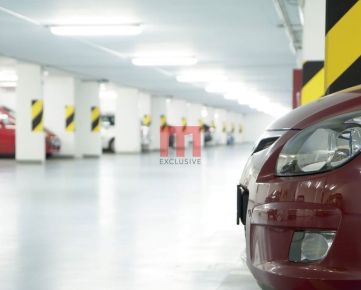 Na prenájom vyhradené parkovacie státie v projekte URBAN RESIDENCE v Novom Meste