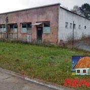 Administratívny objekt 1961m2, pôvodný stav