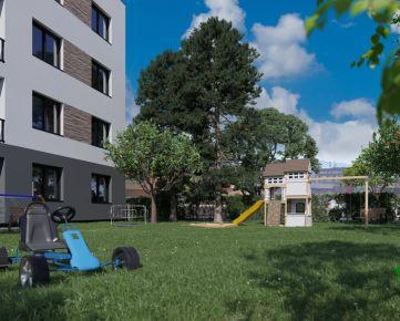 3 a 2 izbové byty v NOVOSTAVBE kolaudácia r. 2021, Poprad – Veľká