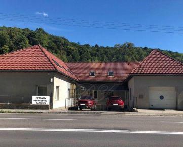 *RFReality* komerčná, viacúčelová budova - Nový svet (k. ú. Kostiviarska, BB)