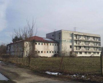 Ubytovasie zariadenie Madarasz - so štúdiou dostavby