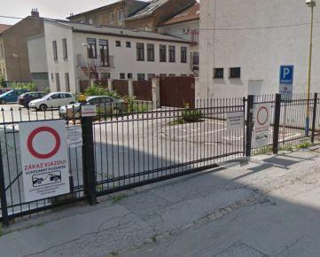 Parkovacie miesto na prenájom, Garbiarska 1, Košice