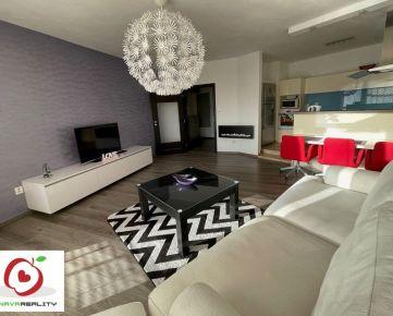 TRNAVA REALITY - ponúka na prenájom luxusný komplet zariadený 2-i. byt v modernom komplexe BOTANIKA