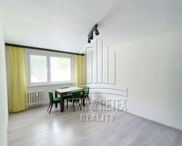 2 izbový byt na ulici OSUSKÉHO