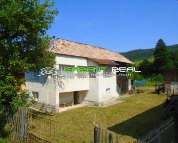 GARANT REAL - Exkluzívne predaj rodinný dom, pozemok 814 m2, Hrabkov, okr. Prešov