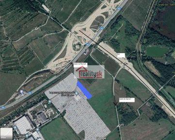 Predaj 6.352 m2 pozemok pri Lagermaxe a D4 Bratislava III Vajnory