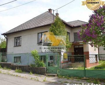 Predám rodinný dom v obci Bánov
