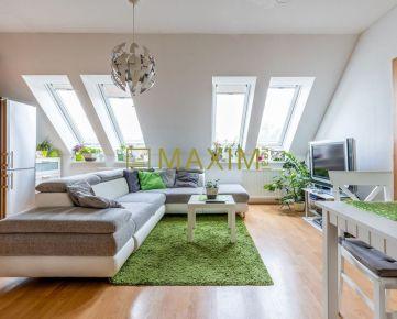 Slnečný,  zariadený  3-izbový byt v Stupave na  ulici SNP