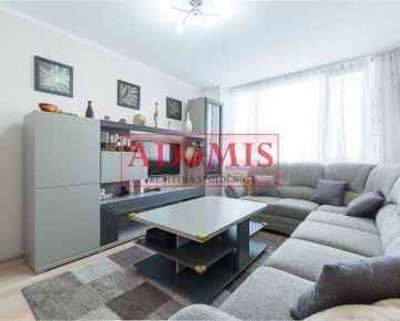 ADOMIS - ponúkame na predaj - veľmi pekný útulný 3 izbový byt, Košice - Nad Jazerom, Rovníková